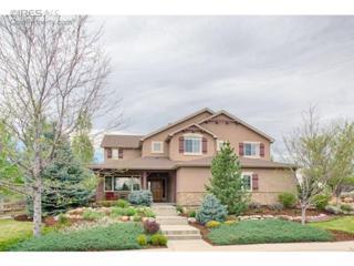 1259  Hawk Ridge Rd  , Lafayette, CO 80026 (MLS #751442) :: The Byrne Group