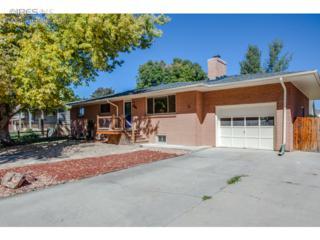 1400  Northwestern Rd  , Longmont, CO 80503 (MLS #751493) :: Kittle Team - Coldwell Banker