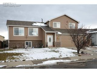 2822  40th Ave  , Greeley, CO 80634 (MLS #751539) :: Kittle Real Estate