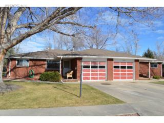 2363 W 18th St  , Loveland, CO 80538 (MLS #751541) :: The Colley Team @ Remax Alliance