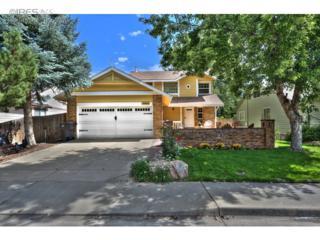 3960  Arbol Ct  , Boulder, CO 80301 (MLS #751844) :: The Byrne Group