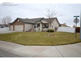 250  Prairie Ct  , Eaton, CO 80615 (MLS #752430) :: The Byrne Group