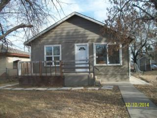 1116  2nd Ave  , Greeley, CO 80631 (MLS #753009) :: Kittle Team - Coldwell Banker