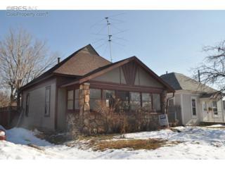 434  Garfield Ave  , Loveland, CO 80537 (MLS #753443) :: Kittle Team - Coldwell Banker