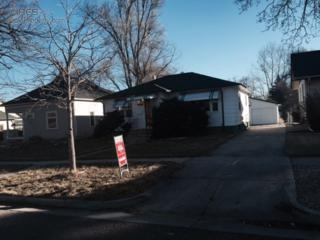 508  Smith St  , Fort Collins, CO 80524 (MLS #754231) :: Kittle Team - Coldwell Banker