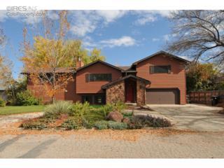 1262  Cavan St  , Boulder, CO 80303 (MLS #755218) :: The Byrne Group
