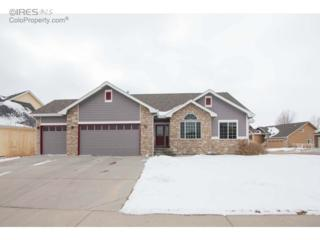 3101  66th Ave  , Greeley, CO 80634 (MLS #756556) :: The Byrne Group