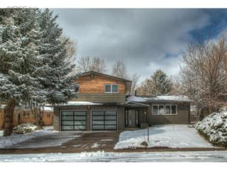 1201  Robertson St  , Fort Collins, CO 80524 (MLS #756561) :: The Colley Team @ Remax Alliance