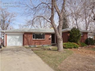 4065  Moorhead Ave  , Boulder, CO 80305 (MLS #757934) :: The Byrne Group