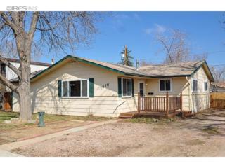1416 S Douty Ave  , Loveland, CO 80537 (MLS #758043) :: Kittle Real Estate