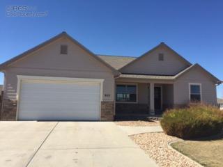 953  Traildust Dr  , Milliken, CO 80543 (MLS #758893) :: Kittle Real Estate