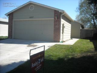 1237  Alameda St  , Fort Collins, CO 80521 (MLS #760417) :: The Colley Team @ Remax Alliance