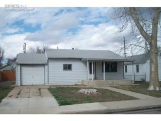 1805  6th St  , Greeley, CO 80631 (MLS #761071) :: Kittle Real Estate