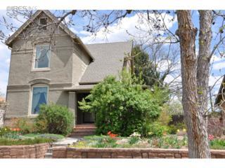 1974 S Corona St  , Denver, CO 80210 (#761465) :: The Peak Properties Group