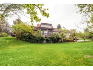 6971  Hunter Pl  , Boulder, CO 80301 (MLS #764226) :: The Byrne Group