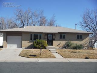 2600  21st Ave Ct  , Greeley, CO 80631 (MLS #752581) :: Kittle Team - Coldwell Banker