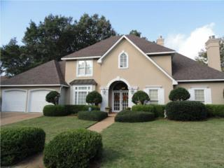 117  Derby Dr  , Madison, MS 39110 (MLS #268926) :: RE/MAX Alliance