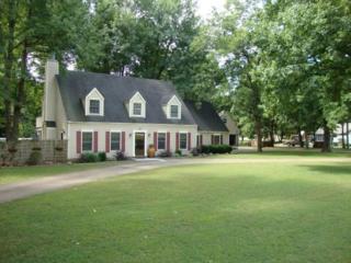 1401  Elkhorn Lane  , Jonesboro, AR 72404 (MLS #10056932) :: Fred Dacus Associates