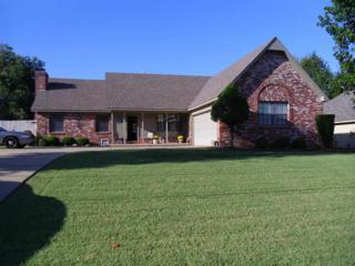 3706  Aggie Road  , Jonesboro, AR 72401 (MLS #10057220) :: Fred Dacus Associates