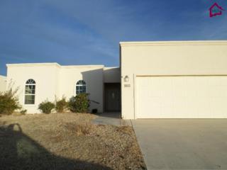 5850  Habanero Drive  , Las Cruces, NM 88012 (MLS #1403676) :: Steinborn & Associates Real Estate