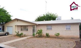 1880  Myrtle Avenue  , Las Cruces, NM 88001 (MLS #1501221) :: Steinborn & Associates Real Estate