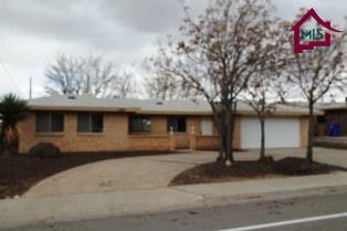 3109  Missouri Avenue  , Las Cruces, NM 88011 (MLS #1403668) :: Steinborn & Associates Real Estate