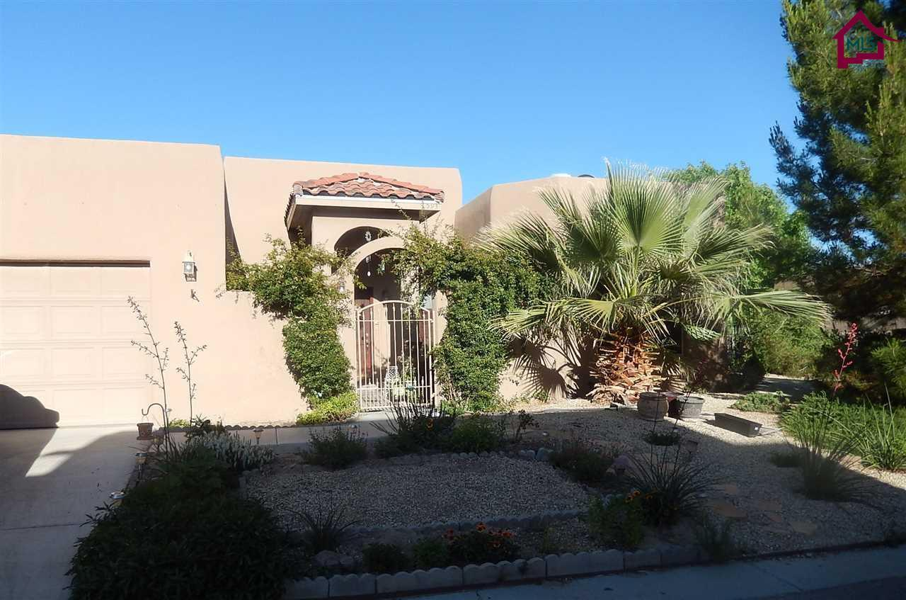 593 la melodia drive las cruces nm 88011 mls 1501421 for Home builders in las cruces nm