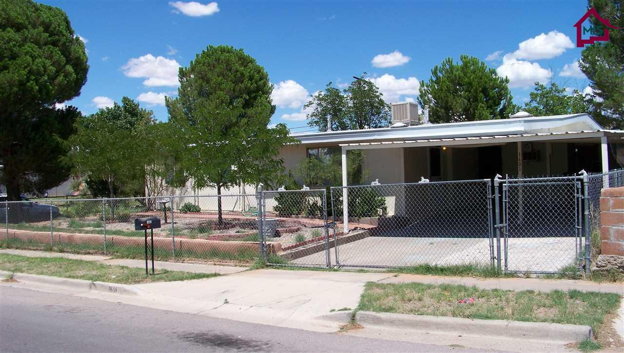 1601 stull drive las cruces nm 88001 mls 1502125 for Home builders in las cruces