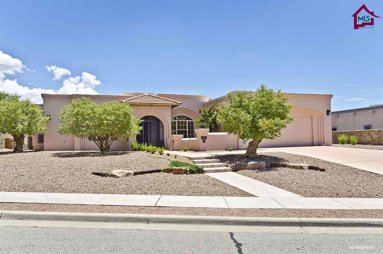 2818 diamond springs drive las cruces nm 88011 mls for Home builders in las cruces nm