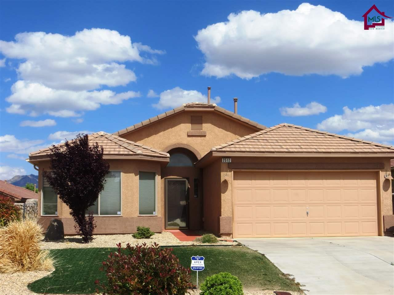 2512 tierra grande court las cruces nm 88011 mls for Home builders in las cruces nm