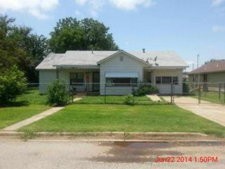 407  5th St  , Fort Cobb, OK 73038 (MLS #139982) :: Pam & Barry's Team - RE/MAX Professionals
