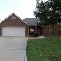 7603 NW Lancet Ln  , Lawton, OK 73505 (MLS #140152) :: Pam & Barry's Team - RE/MAX Professionals