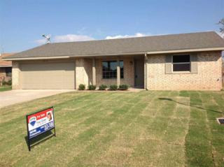7013 NW Taylor Ave  , Lawton, OK 73505 (MLS #140234) :: Pam & Barry's Team - RE/MAX Professionals