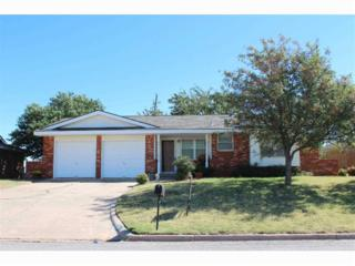 604 SE 41st St  , Lawton, OK 73507 (MLS #140346) :: Pam & Barry's Team - RE/MAX Professionals