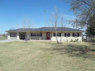 46027  Cr 2580  , Apache, OK 73006 (MLS #140938) :: Pam & Barry's Team - RE/MAX Professionals