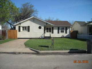 1615 NW Williams Ave  , Lawton, OK 73507 (MLS #141391) :: Pam & Barry's Team - RE/MAX Professionals