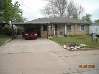 1211 NW Logan Ave  , Lawton, OK 73507 (MLS #141641) :: Pam & Barry's Team - RE/MAX Professionals