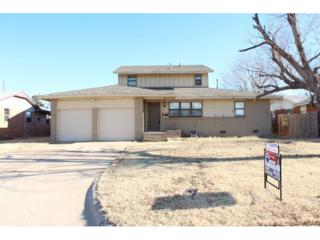 4528 SW Cherokee Ave  , Lawton, OK 73505 (MLS #137823) :: Pam & Barry's Team - RE/MAX Professionals