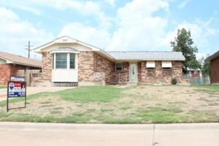 6123 NW Dearborn Ave  , Lawton, OK 73505 (MLS #139937) :: Pam & Barry's Team - RE/MAX Professionals
