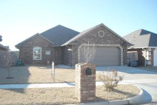 4406 SW Rosemary Way  , Lawton, OK 73505 (MLS #140664) :: Pam & Barry's Team - RE/MAX Professionals