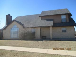 402 SW 80th St  , Lawton, OK 73505 (MLS #141070) :: Pam & Barry's Team - RE/MAX Professionals