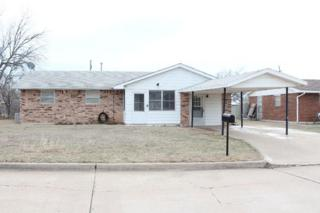 4215 SE Elmhurst  , Lawton, OK 73501 (MLS #141154) :: Pam & Barry's Team - RE/MAX Professionals