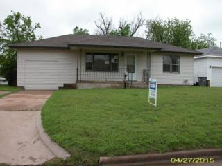 2705 NW Mobley  , Lawton, OK 73507 (MLS #141734) :: Pam & Barry's Team - RE/MAX Professionals