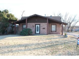 708 SW Jefferson Ave  , Lawton, OK 73501 (MLS #137772) :: Pam & Barry's Team - RE/MAX Professionals
