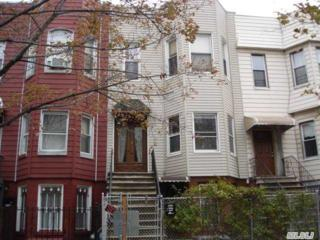 232  Covert St  , Brooklyn, NY 11207 (MLS #2691916) :: Carrington Real Estate Services