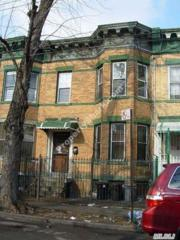 891  Belmont Ave  , Brooklyn, NY 11208 (MLS #2700315) :: Carrington Real Estate Services