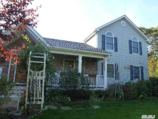 62  Chanel Dr  , Shirley, NY 11967 (MLS #2715983) :: RE/MAX Wittney Estates