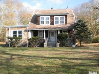 9  Bay Ave  , East Moriches, NY 11940 (MLS #2722849) :: RE/MAX Wittney Estates