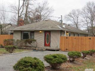 107  Church Dr  , Mastic Beach, NY 11951 (MLS #2727479) :: RE/MAX Wittney Estates