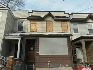 74-05  97 Ave  , Ozone Park, NY 11416 (MLS #2734414) :: Carrington Real Estate Services